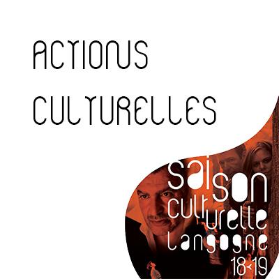 Actions culturelles