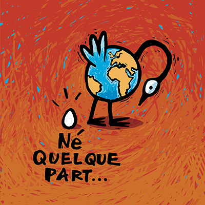 """Né quelques part"" Mathieu Barbances"